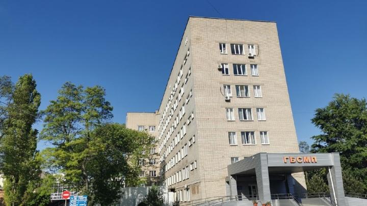 В БСМП Таганрога попали восемь рабочих, пострадавших при ремонте коллектора