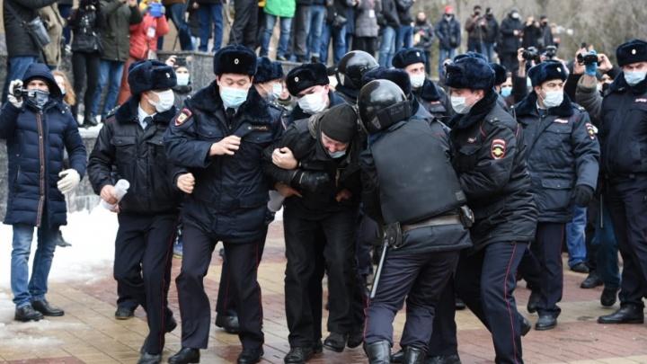 Власти Ростовской области посчитали, что акции протеста приведут к вспышке коронавируса