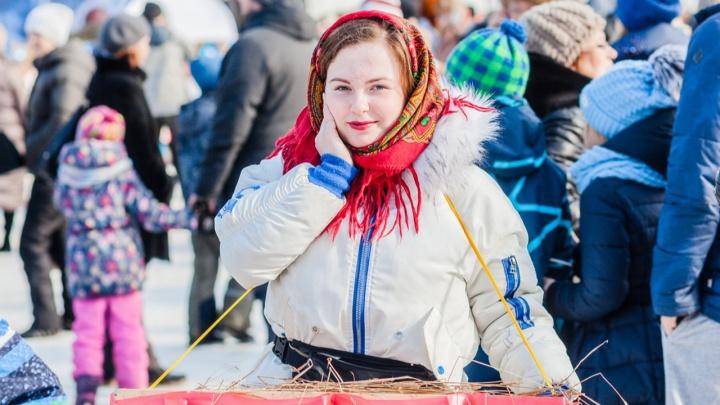 Ярмарка на набережной, мюзикл на Шпагина, песни в Хохловке: где отметить Масленицу в Перми и за городом
