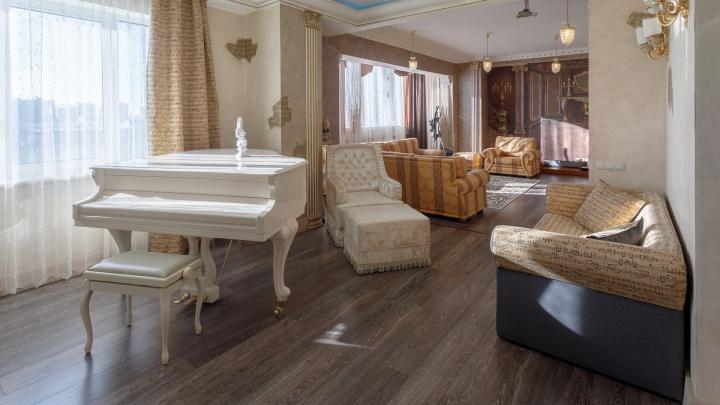 Ковры от Versace и чешский хрусталь: каквыглядит одна изсамых дорогих квартир Волгограда