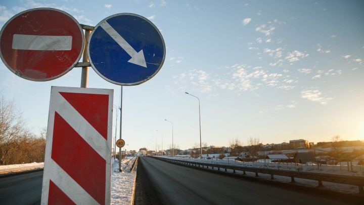 В Тюменской слободе 12 июня перекроют дороги