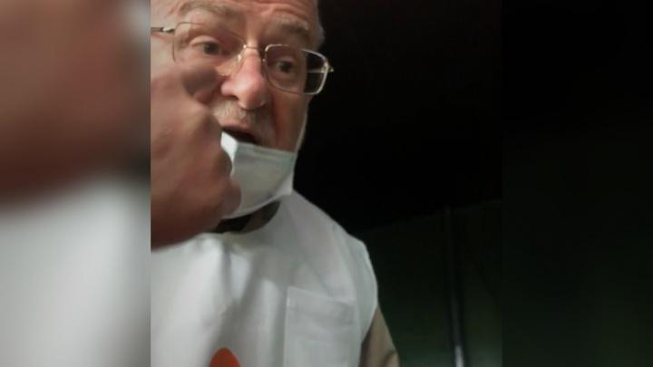 «Закрыли рот!» На матче «Краснодара» сотрудник клуба нахамил инвалиду и пытался отобрать телефон