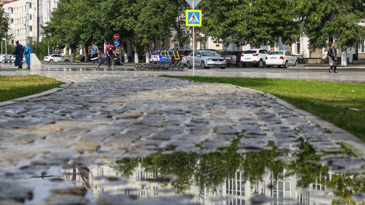 Синоптики рассказали, будут ли дожди в Башкирии на следующей неделе