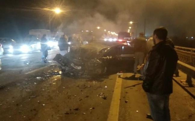 Ростовский полицейский спровоцировал аварию с двумя погибшими