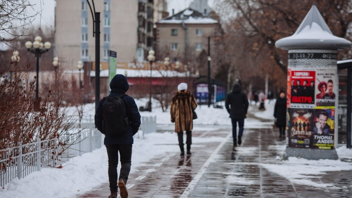 Синоптики спрогнозировали тюменцам холодный и снежный март (тепло придет только в апреле)