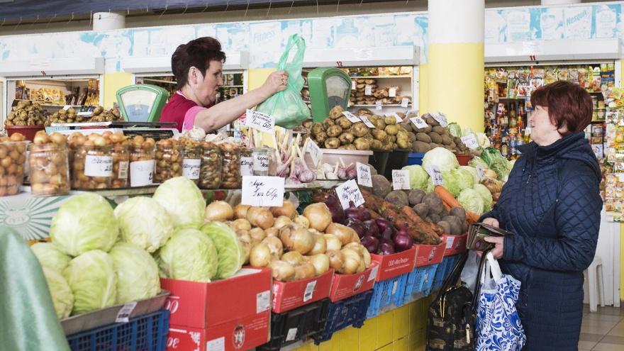 В Ярославской области резко подорожали овощи