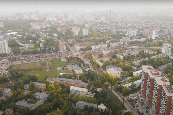 Скоро этот участок Ново-Садовой будет выглядеть совсем иначе