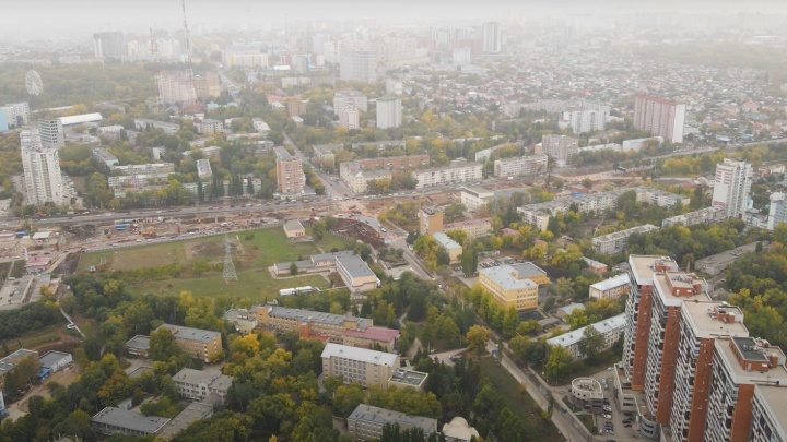 Для объезда строительства развязки на Ново-Садовой откроют еще две дороги