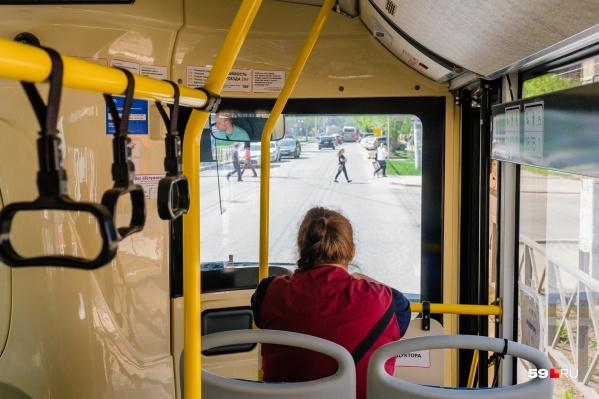Компенсационный автобус немного изменит маршрут