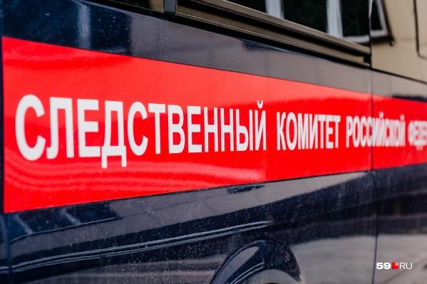 Уголовное дело расследует СУСК по Пермскому краю