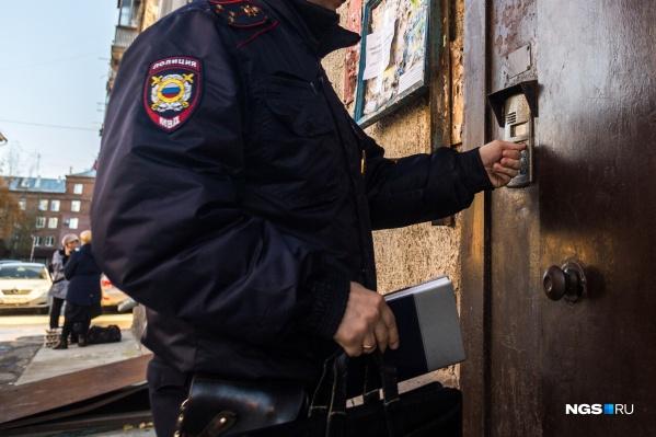 Инцидент произошел в подъезде дома на Колхидской