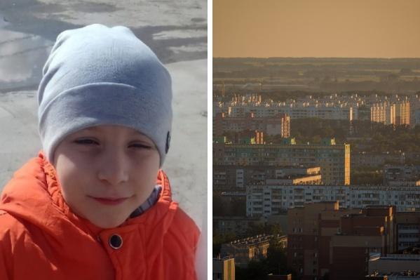 Мальчик вышел из дома в районе улиц Богдана Хмельницкого и Учительской, пока его мать спала