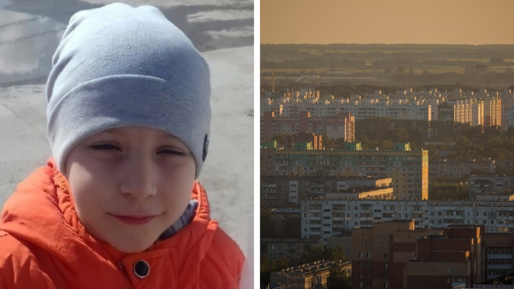 В Новосибирске 7-летний мальчик ушел из дома и пропал, пока его мама спала
