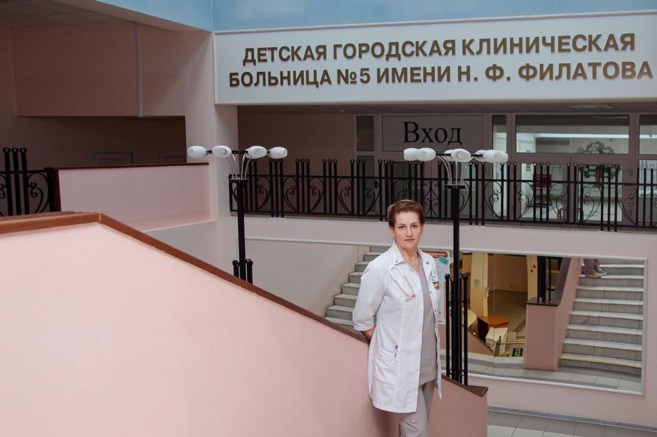 Елена Дондурей