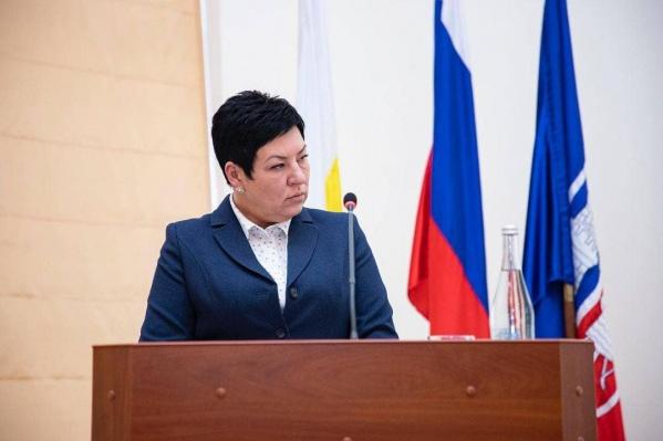 Мельникова фактически руководит управлением после «кислородного скандала»