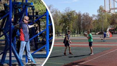 Места силы: выбираем, где в Челябинске заняться спортом на свежем воздухе