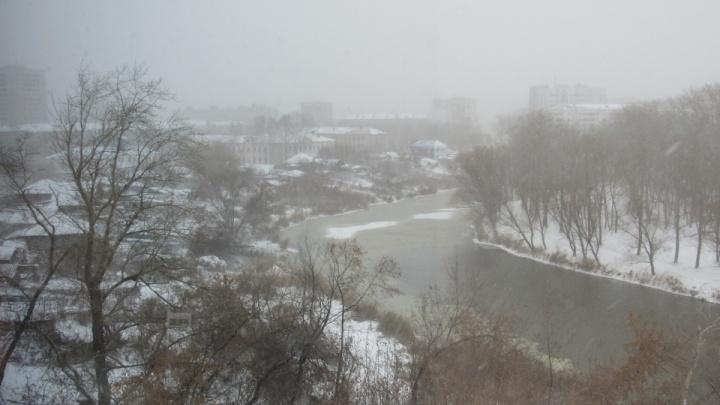 ГИБДД Зауралья предупредила о дождях с мокрым снегом в эти выходные