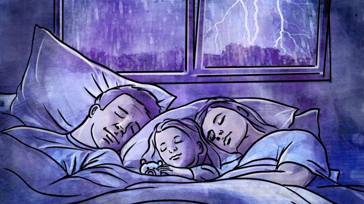 «Прохлада возвращает здоровый сон»: наш SMM-редактор о том, почему надо радоваться изменениям погоды