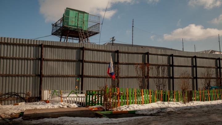 «Осужденные тут свободно ходят»: как тюменцы живут в районе, где недавно пытались изнасиловать девочку