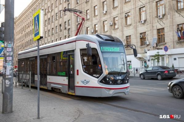 А вы бы хотели трамвай на Нагибина и Стачки?