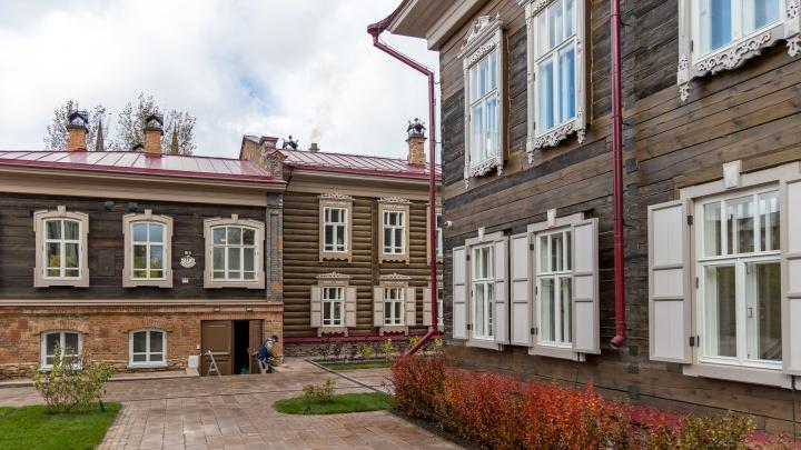 Вместо купцов и мещан — менеджеры: как усадьбам на Горького дали новую жизнь