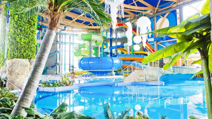 В Ростове-на-Дону возобновил работу аквапарк «Н2О»