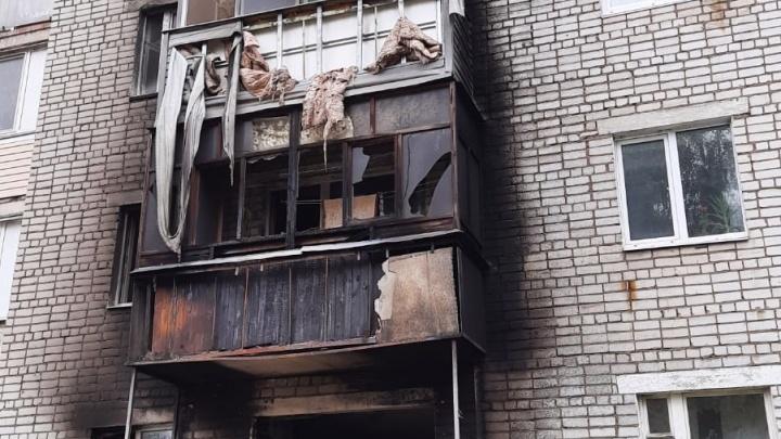 «Пыталась выйти — и упала в обморок»: стало известно о состоянии пострадавших при пожаре в Константиновском
