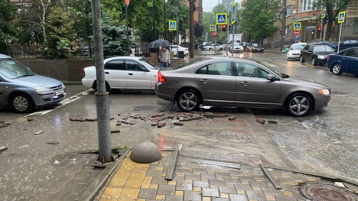 Администрация: в Ростове затоплено не менее 43 дворов и домов