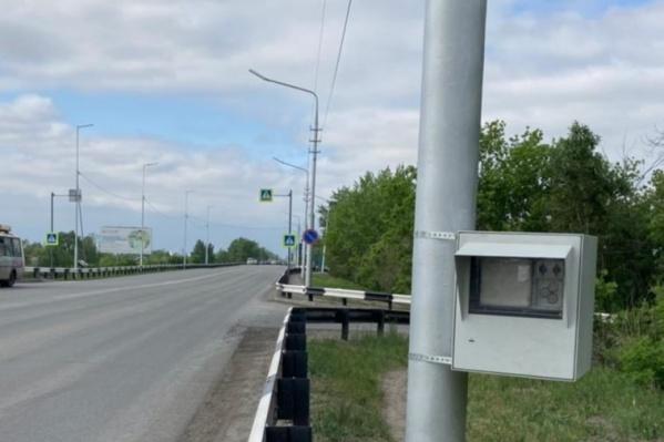 Боксы помогут защитить дорожные камеры от нападений