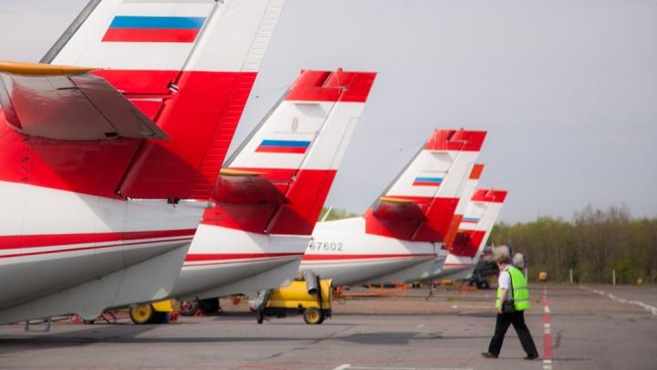 Аэропорту Васьково присвоят имя выдающегося деятеля. Его выберут всей областью