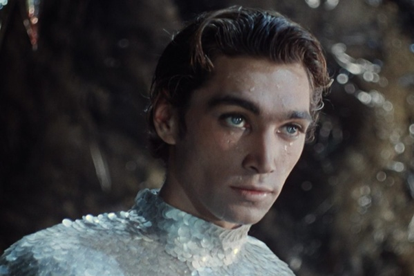 Кадр из фильма «Человек-амфибия», 1961 год