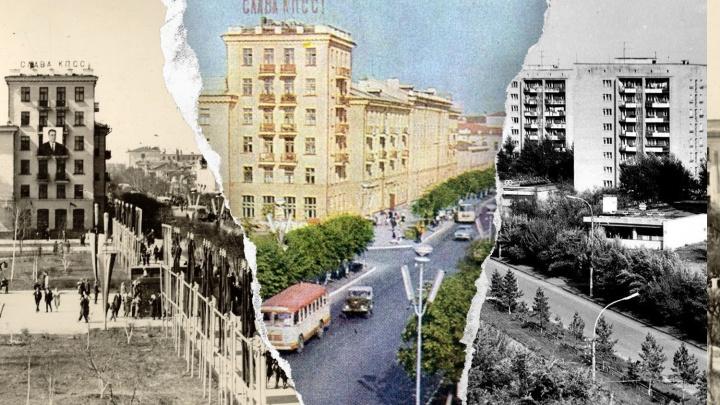 Угадать районы и здания по старым фотографиям: тест-игра для эрудированных тюменцев