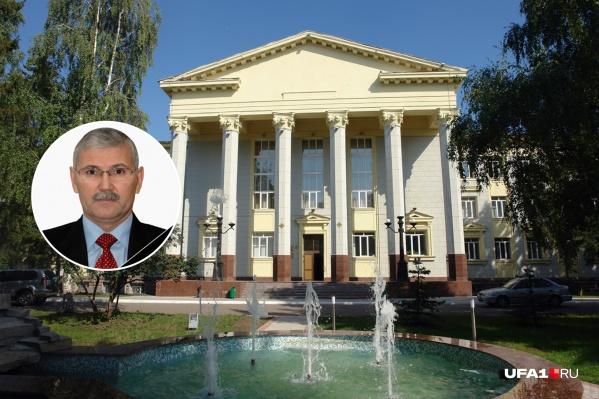Азат Кутлиахметов скончался вчера