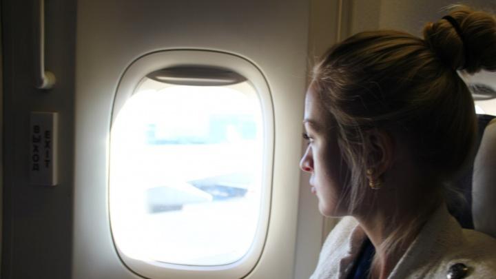 Кому сидеть у иллюминатора: пьяные ярославцы устроили дебош в самолете Владивосток — Москва