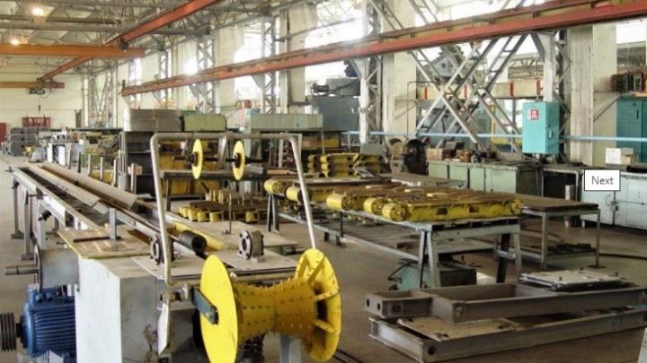 В Тюмени продают производство за 350 миллионов рублей