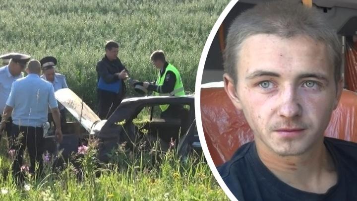 Уралец, чью машину расстреляли на трассе, рассказал, почему удирал от полиции