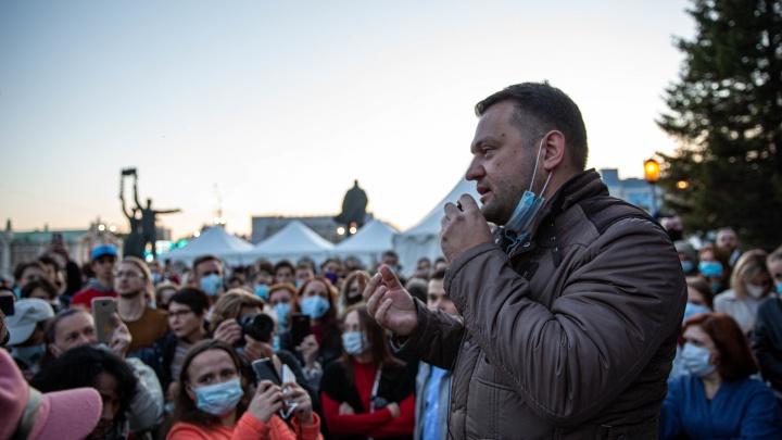 Штаб Навального в Новосибирске прекращает работу. Сергей Бойко— опричинах и планах на будущее