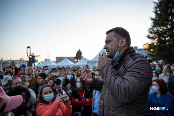 """Сергей Бойко был координатором штаба <nobr class=""""_"""">4 года</nobr>"""