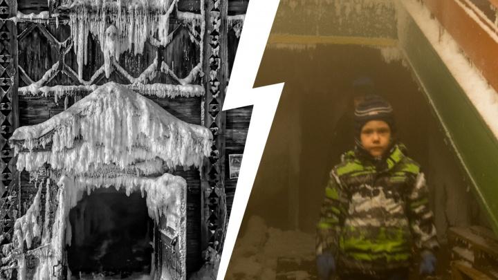 """«Однажды написали """"SOS"""" на окне»: мы заползли в ужасный дом на Сульфате и узнали, кто там живет"""