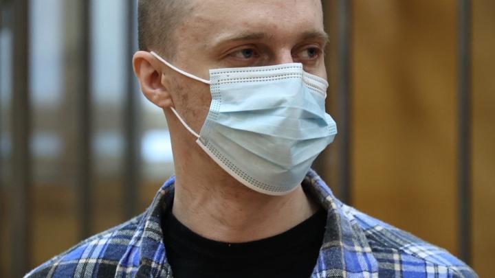 Обвиняемый в убийстве жены на глазах у детей выступил с последним словом в Челябинском облсуде