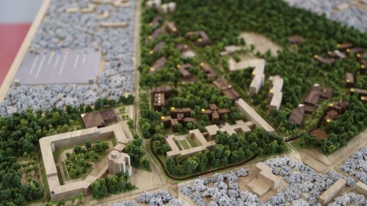 Новые здания для НГУ планируют построить уже в 2022 году