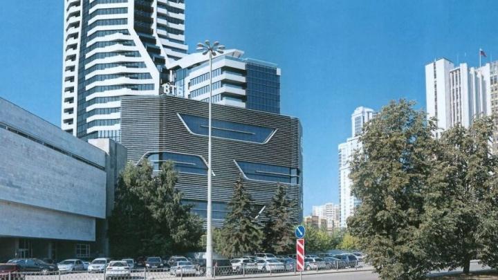 УГМК дали добро на строительство двух высоток напротив здания правительства области