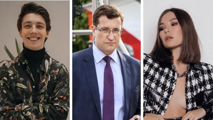 Глеб Никитин номинирован на антипремию «Золотой ёршик» за закупку сторис у блогеров