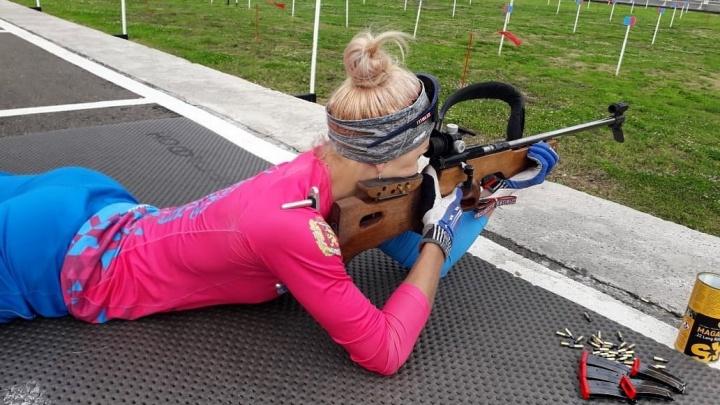 «Нужно зарабатывать на телевизор»: как красноярские биатлонистки выступили на летнем ЧМ в Чехии