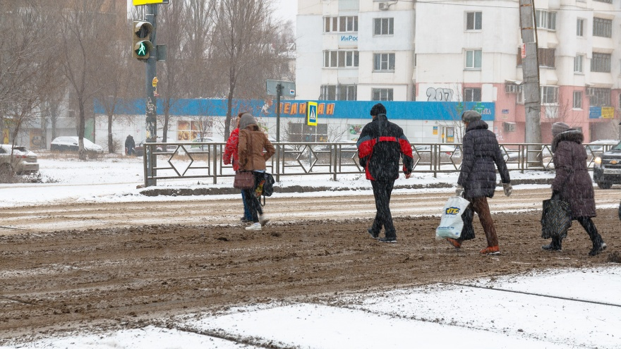 Январская оттепель: в Самарской области ожидается плюсовая температура воздуха