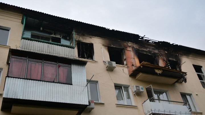 При взрыве газа в доме в Краснодаре погиб человек, двое пострадали