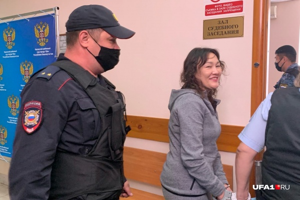 Рамиля Саитова находится под стражей с прошлого года