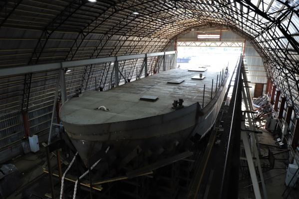 До конца 2021 года «БСК» заложит еще два судна этого типа