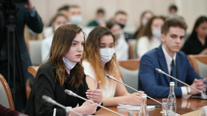 Общежития, дипломы, гранты: Хабиров ответил на главные вопросы по слиянию двух вузов в Башкирии