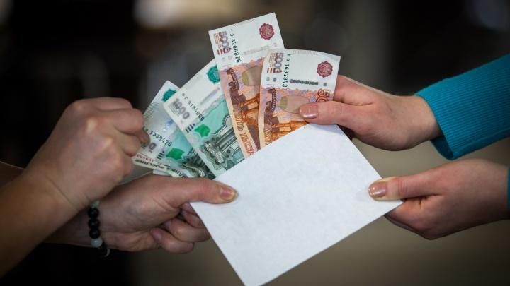 Новосибирцев попросили рассказать о серых зарплатах: треть призналась в незаконных заработках